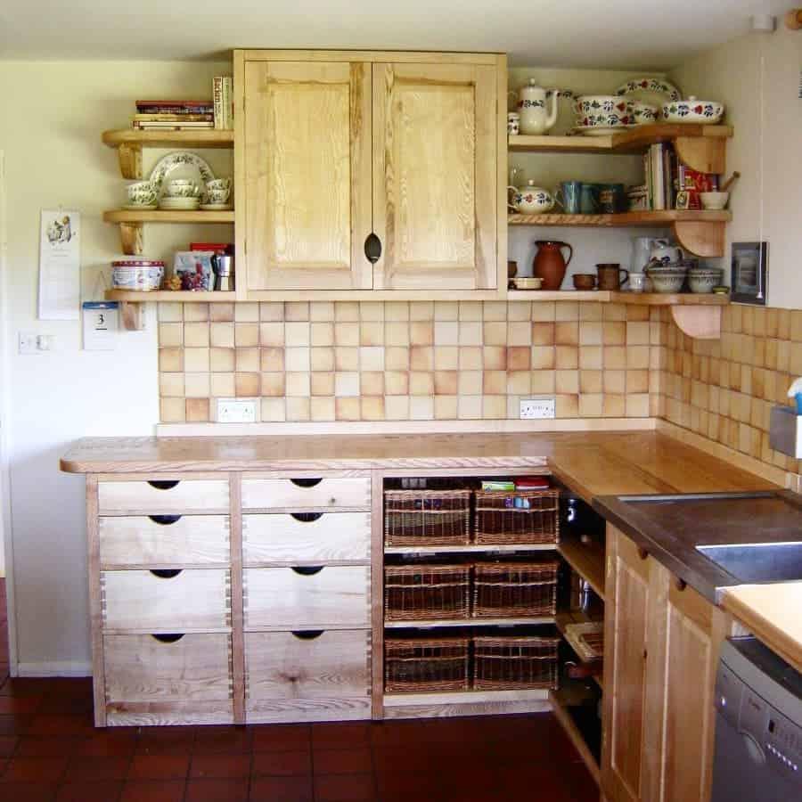 кухня-в-английском-стиле