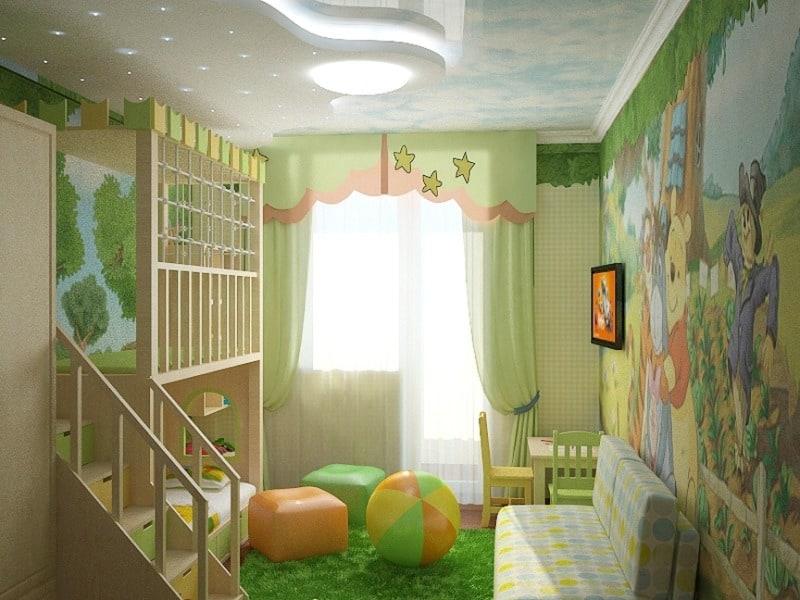 современные-детские-комнаты-2020