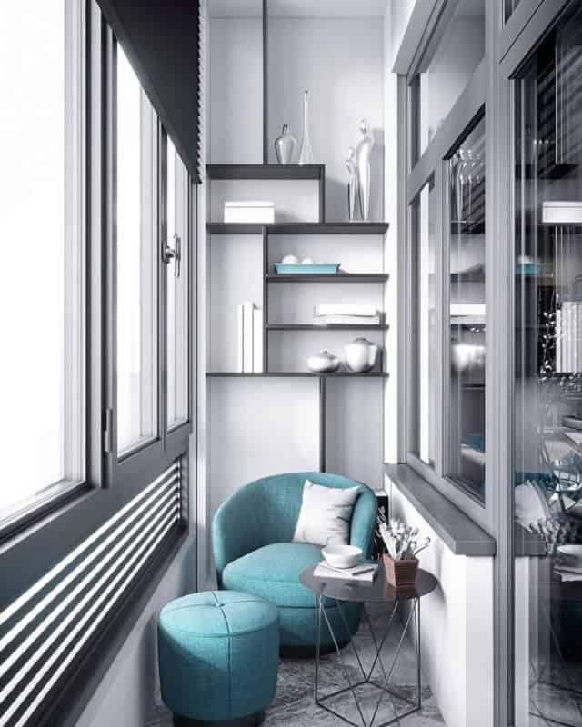 Балкон 2021 Планировка, Новые Стили Дизайна и Креативные Решения