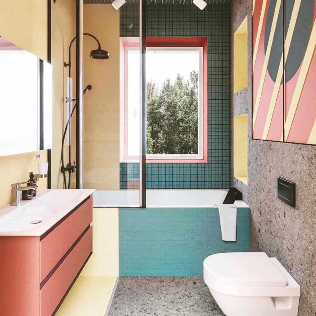 Дизайн Маленькой Ванной Комнаты 2021: Стили и Новейшие Тренды (фото+видео обзор и дизайн)
