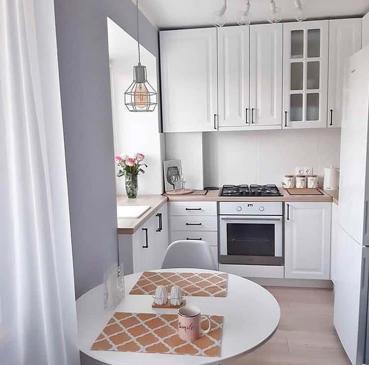Дизайн Маленькой Кухни 2021: Топ Секреты Креативного Оформления